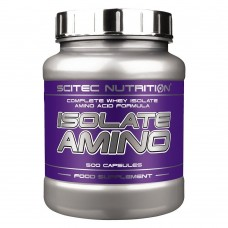 ISOLATE AMINO Scitec Nutrition 500 капс