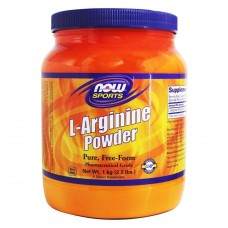 L-ARGININE POWDER NOW Foods 1000 гр