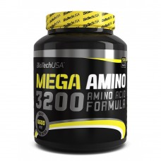 MEGA AMINO 3200 BioTech USA 500 таб