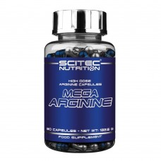 MEGA ARGININE Scitec Nutrition 90 капс