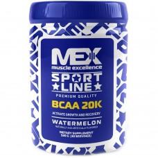 Mex Nutrition AMINO 20K 520 гр