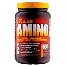 Mutant AMINO 600 tab как принимать, состав