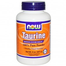 Now Foods TAURINE POWDER 227 гр