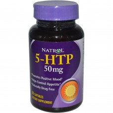 Natrol 5-HTP 50 mg 60 капс