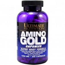 Ultimate Nutrition AMINO GOLD 1000 mg 250 таб