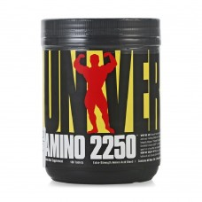 Universal Nutrition AMINO 2250 100 таб