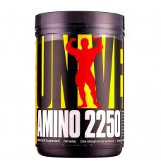 Universal Nutrition AMINO 2250 240 tabs