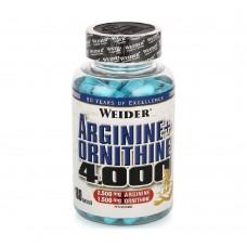 Weider ARGININE ORNITHINE 4000 180 капс