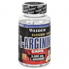 Weider L-ARGININE CAPS 100 caps