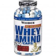 WHEY AMINO CAPS Weider 280 капс