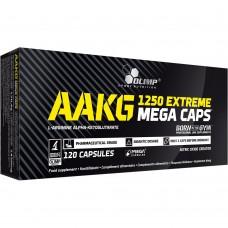 AAKG 1250 EXTREME MEGA CAPS Olimp 300 капс