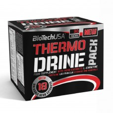 Жиросжигатель BioTech USA THERMO DRINE PACK 30 пак
