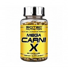 Жиросжигатель Carni Complex Scitec Nutrition 60 caps