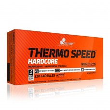 Жиросжигатель Olimp THERMO SPEED HARDCORE MEGA CAPS 120 капc
