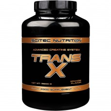 Креатин Scitec Nutrition TRANS-X 3500 гр