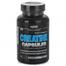 Креатин VPlab CREATINE CAPSULES 90 капс состав, как принимать