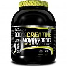 Креатин BioTech 100 CREATINE MONOHYDRATE 300 гр