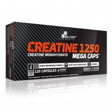 Креатин Olimp CREATINE MEGA CAPS 1250 120 капс
