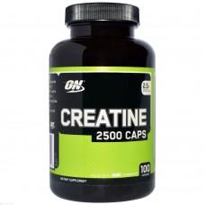 Креатин Optimum Nutrition CREATINE 2500 CAPS 100 капс