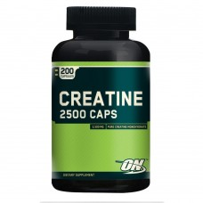 Креатин Optimum Nutrition CREATINE 2500 CAPS 200 капс