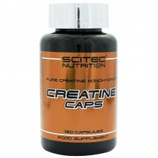 Креатин Scitec Nutrition CREATINE CAPS 120 капс
