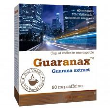Спортивный энергетик Olimp GUARANAX 60 капс