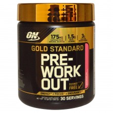 Спортивный энергетик Optimum Nutrition GOLD STANDARD PRE-WORKOUT 300 гр
