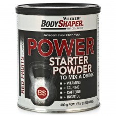 Спортивный энергетик Weider POWER STARTER POWDER 400g