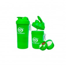 Спортивный шейкер SmartShake Original Neon Green 600 мл