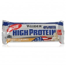 Протеиновый батончик Weider Low Carb High Protein 100 г
