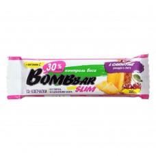 Протеиновый батончик Bombbar Slim с l-карнитином 35 г
