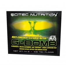 Глютамин G BOMB 2.0 Scitec Nutrition 25 пак