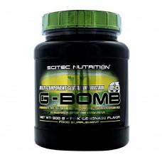 Глютамин G BOMB 2.0 Scitec Nutrition 500 гр