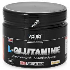 Глютамин L-GLUTAMINE VPlab 300 гр
