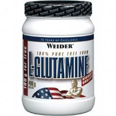 Глютамин L-GLUTAMINE Weider 400 гр
