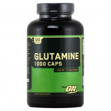 Глютамин Optimum Nutrition GLUTAMINE 1000 CAPS 120 капс