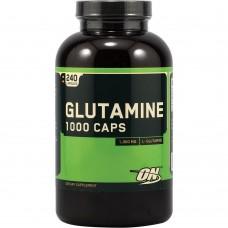 Глютамин Optimum Nutrition GLUTAMINE 1000 CAPS 240 капс