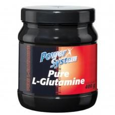 Глютамин Power System PURE L-GLUTAMINE 400 гр