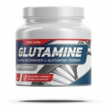 Глютамин GLUTAMINE POWDER 500 гр GeneticLab Nutrition