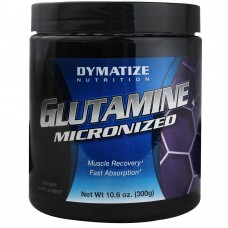 Глютамин GLUTAMINE MICRONIZED Dymatize Nutrition 300 г
