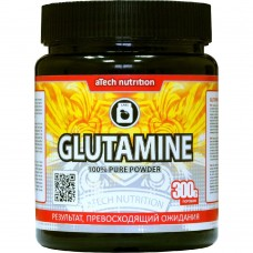 Глютамин aTech L-GLUTAMIN POWDER 300 гр