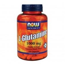 Глютамин Now Foods L GLUTAMINE 1000 мг 240 капс