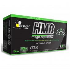 Анаболический комплекс Olimp HMB MEGA CAPS 1250 120 капс