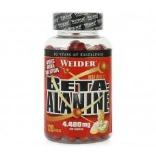 Анаболический комплекс Weider BETA ALANINE 120 капс