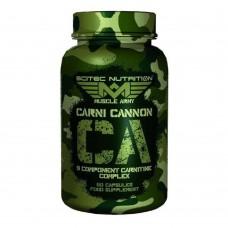 Scitec Nutrition CARNI CANNON 60 капс