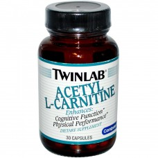 Twinlab ACETYL L-CARNITINE 30 капс