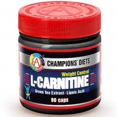 Academy-T L-CARNITINE WEIGHT CONTROL 90 caps состав, как принимать