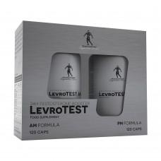 Двухфазный бустер тестостерона LEVROTEST Kevin Levron 2x120 капс