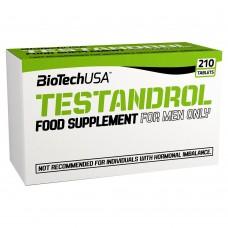 Спортивная добавка BioTech USA TESTANDROL 210 таб