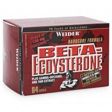 Спортивная добавка Weider BETA-ECDYSTERONE 84 капсулы купить, в наличие, состав, способ применения